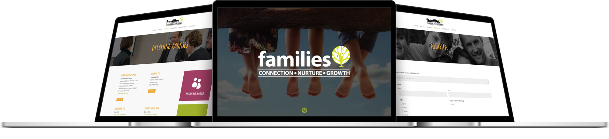 Families Website